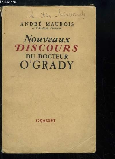 Nouveaux Discours du Docteur O'Grady.