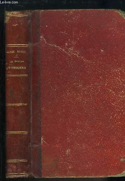 Oeuvres de Walter Scott. TOME 6 : Contes de mon hôte, 2e série : La Prison d'Edimbourg.