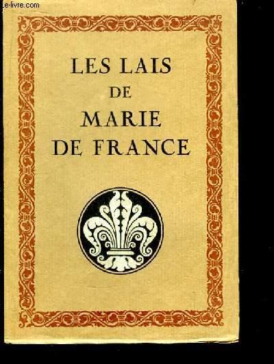 Les Lais de Marie de France.