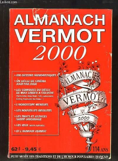 Almanach Vermot - 110ème année, 2000