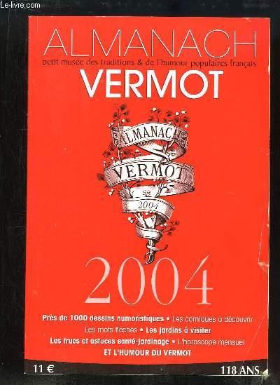Almanach Vermot - 114eème année, 2004