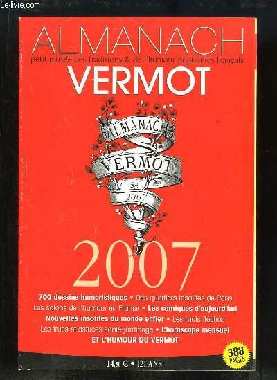 Almanach Vermot - 117ème année, 2007
