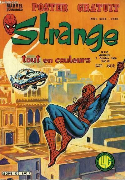 Strange, tout en couleurs - N°130