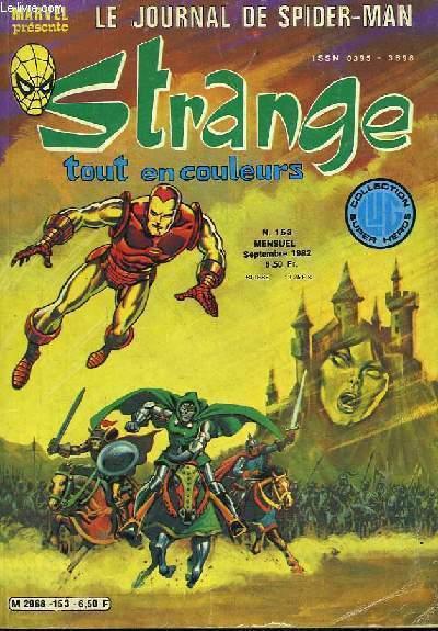 Strange, tout en couleurs - N°153