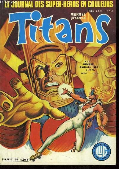 Titans N°44