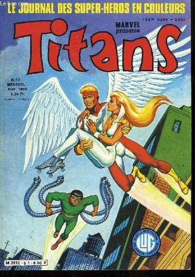 Titans N°51