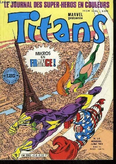 Titans N°54