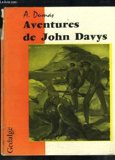 Aventure de John Davys.
