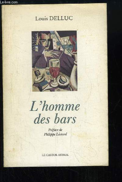 L'homme des bars.