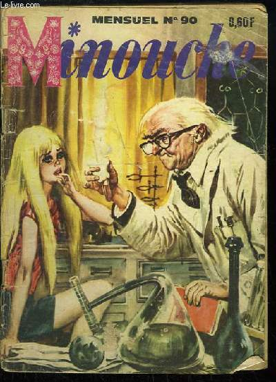 Minouche, N°90 : Magie moderne