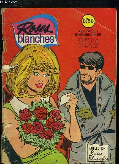 Roses Blanches, N°68