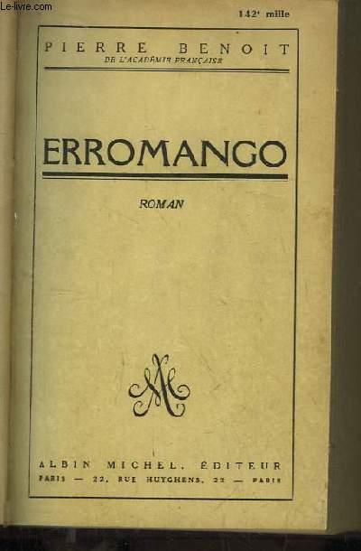 Erromango. Roman