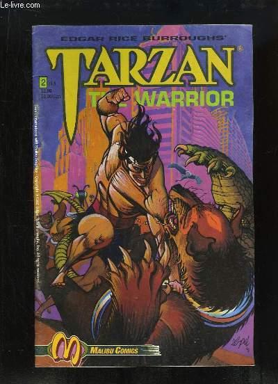 Tarzan, the warrior, N°2