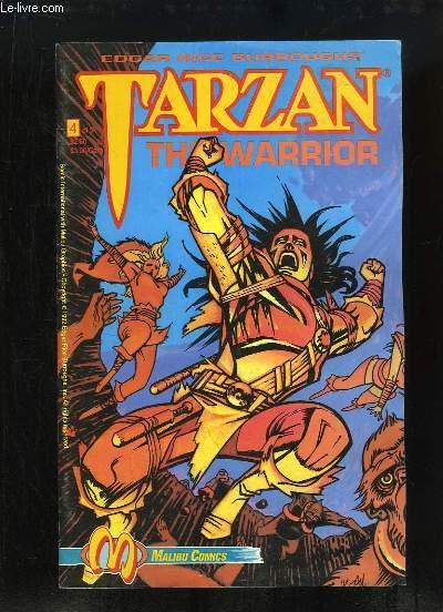 Tarzan, the warrior, N°4