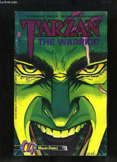 Tarzan, the warrior, N°5