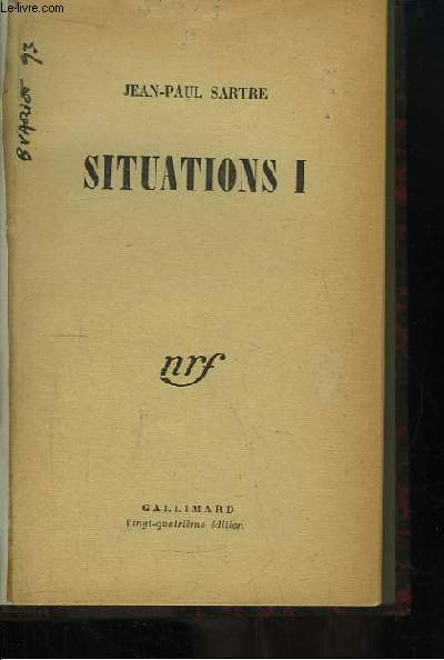 Situations 1