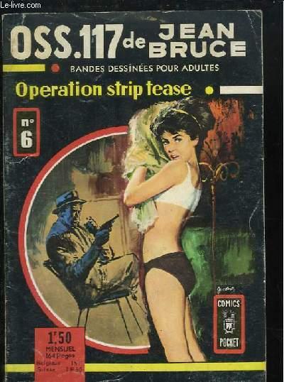 OSS.117 N°6 : Opération strip tease.