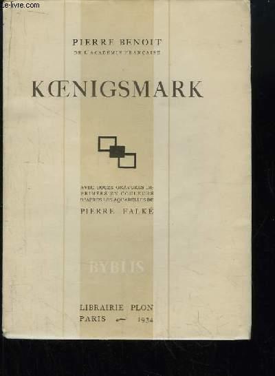 Koenigsmark.
