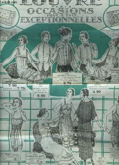 Catalogue Fascicule des Magasins