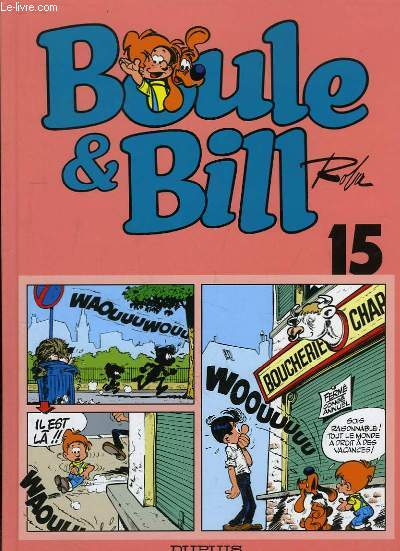 Boule & Bill N°15