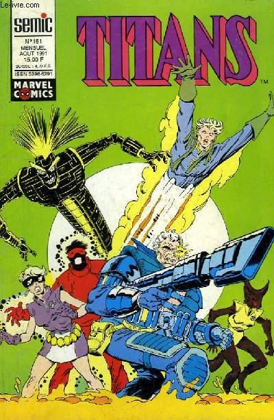 Titans N°151