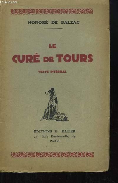 Le Curé de Tours. Texte intégral.