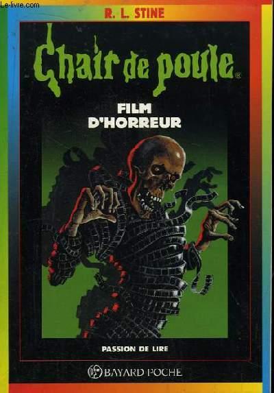 Film d'Horreur.