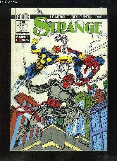 Strange - N°278