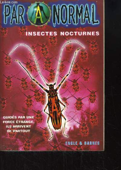 Paranormal. Insectes Nocturnes.
