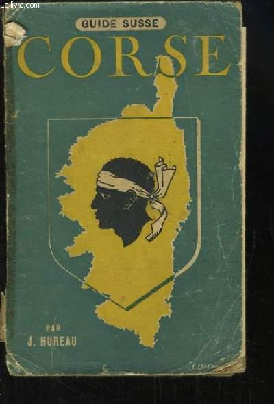 Corse. Guide Susse
