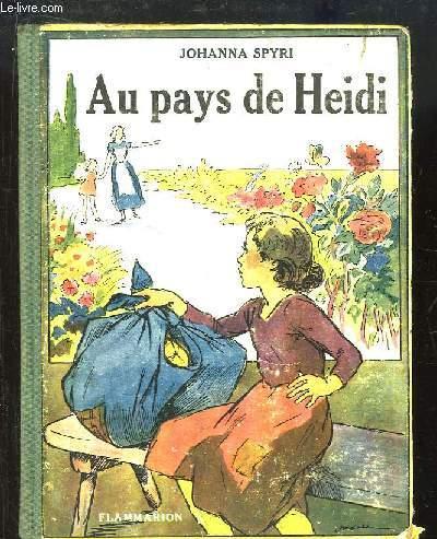 Au Pays de Heidi.