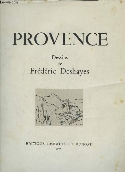 Provence : Avignon, Toulon ...