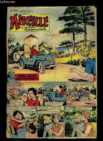 Mireille, le magazine de Mademoiselle. N°277 : Les Motards - Paulette Rolin ...