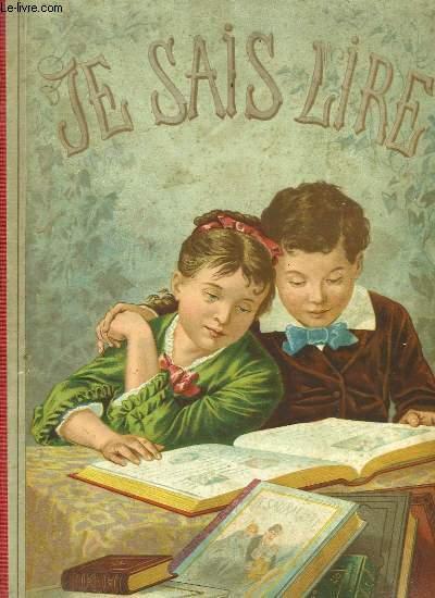 Je sais lire. Lectures et scènes enfantines.
