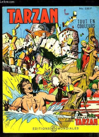 Tarzan Tout en Couleurs, N°51