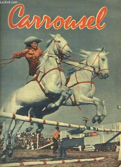 Carrousel N°23 : Des Cows-Boys - Faut-il tuer toutes les chèvres - Turin : 1ère étape vers Rome -