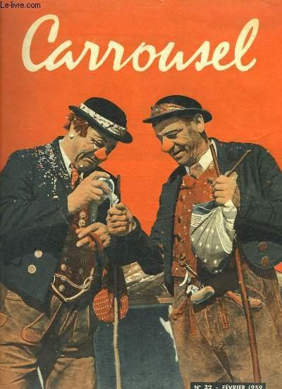 Carrousel N°32 : Les Français consacrent 39 milliards par an à leurs voyantes - Qui a tué Carnaval ? - Le Rhum, messager, des Antilles ...