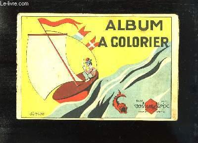 Album à Colorier