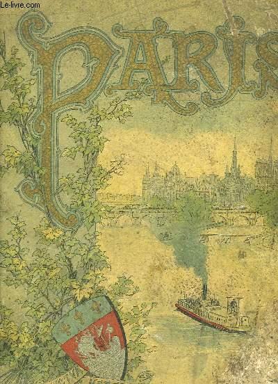 Paris. 450 dessins inédits d'après nature.