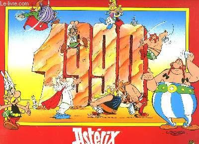 Calendrier Astérix - 1990