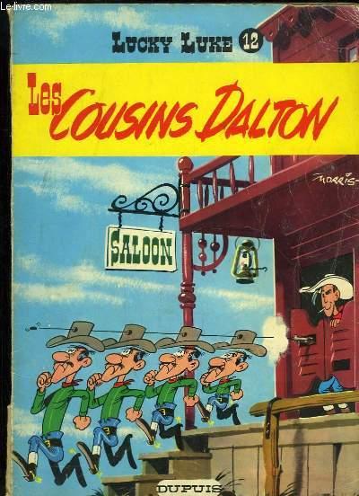 Lucky Luke N°12 : Les Cousins Dalton