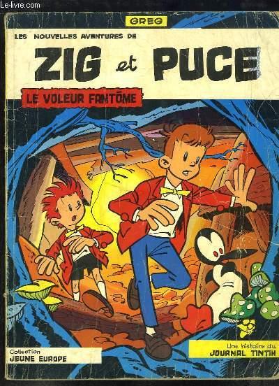 Les Nouvelles Aventures de Zig et Puce. Le Voleur Fantôme.