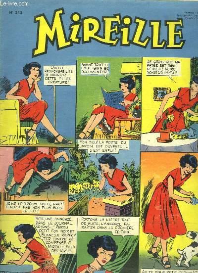 Mireille, le magazine de Mademoiselle. N°243 : Audrey Hepburn