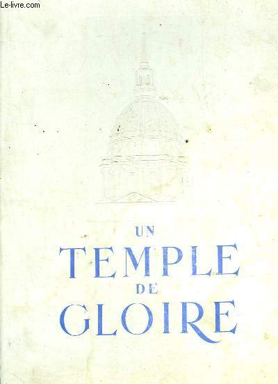 Un Temple de Gloire