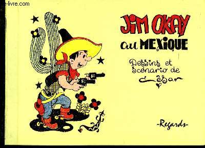 Jim Okay au Mexique