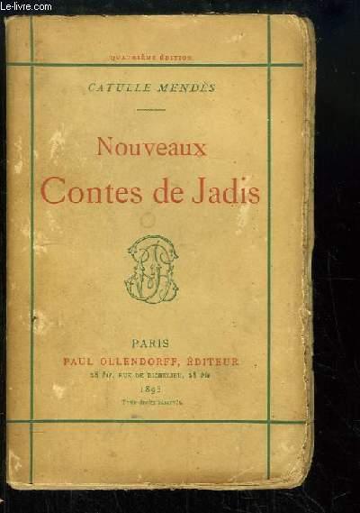 Nouveaux Contes de Jadis.