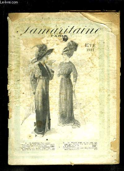 Catalogue Eté 1911, de