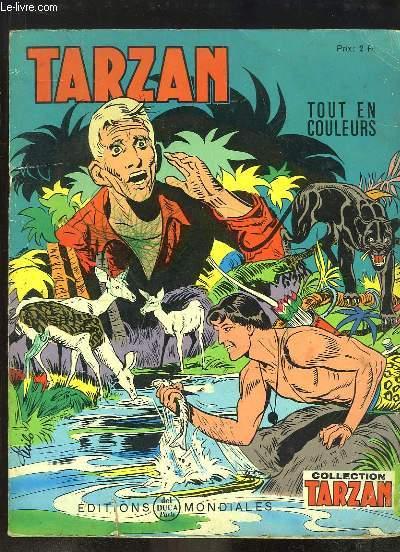 Tarzan  tout en couleurs, N°26