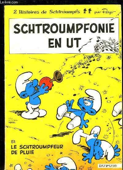 Schtroumpfonie en Ut et Le Schtroumpfeur de pluie.