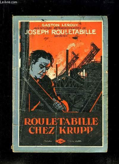 Rouletabille chez Krupp.